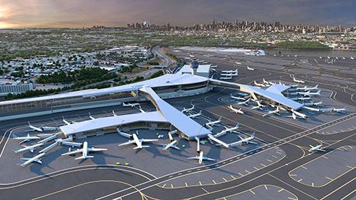 استفاده از آسفالت برای پوشش باند فرودگاه