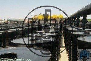 Bitumen Packing in Barrel (2)