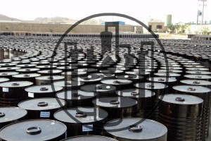 Bitumen Packing in Barrel (3)