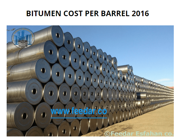 bitumen price