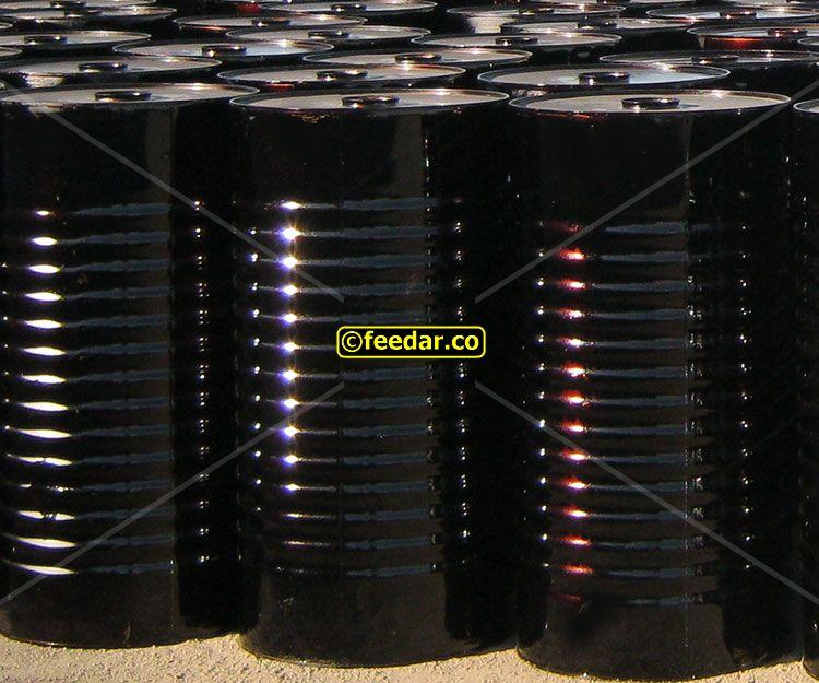 Drum 158 Bitumen Packing