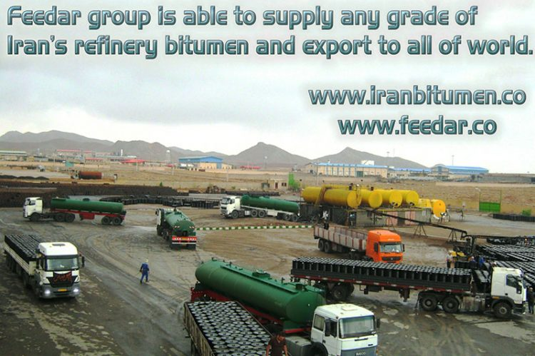 Industrial uses of bitumen