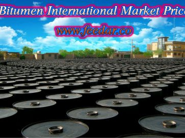 Bitumen international market price