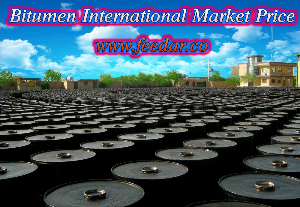 Bitumen international market price