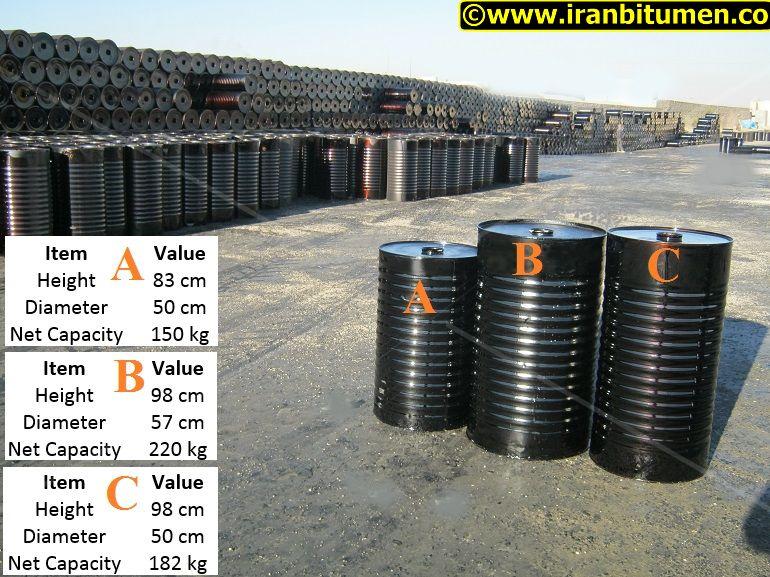Drum for Bitumen