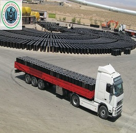 Iran bitumen, Feedar Esfahan factory products